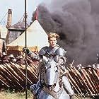 Joan in battle