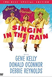 What a Glorious Feeling: The Making of 'Singin' in the Rain' Poster