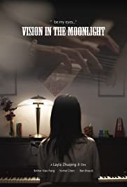 Vision in the Moonlight Poster