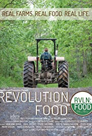 Revolution Food Poster