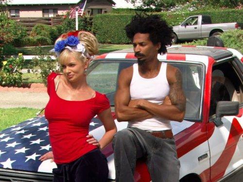 Jaime Pressly and Eddie Steeples in My Name Is Earl (2005)