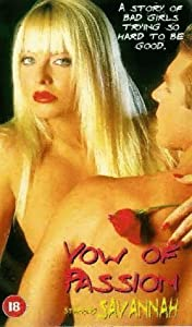 Best free movie downloading site Vow of Passion [Bluray] [mts] [720x594] USA, Woody Long, Nikki Sinn, Bobby Hollander, P.J. Sparxx (1991)
