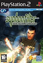 Syphon Filter: The Omega Strain Poster