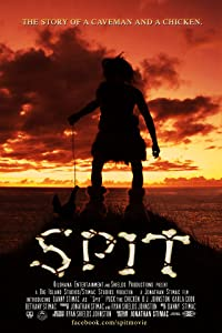 Movies videos download SPIT: The Story of a Caveman and a Chicken [2k]