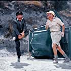 Milton Berle and Terry-Thomas in It's a Mad Mad Mad Mad World (1963)