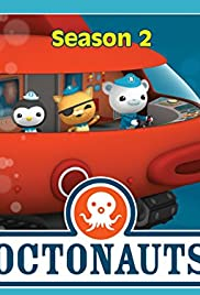 The Octonauts and the Long Armed Squid Poster