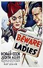 Beware of Ladies (1936) Poster