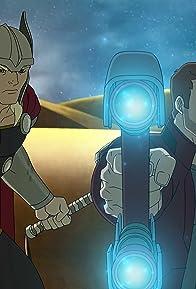 Primary photo for Asgard War Part One: Lightnin' Strikes