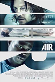 Sandrine Holt, Djimon Hounsou, and Norman Reedus in Air (2015)