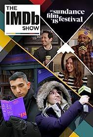 Tim Kash and Kerri Doherty in The IMDb Show (2017)
