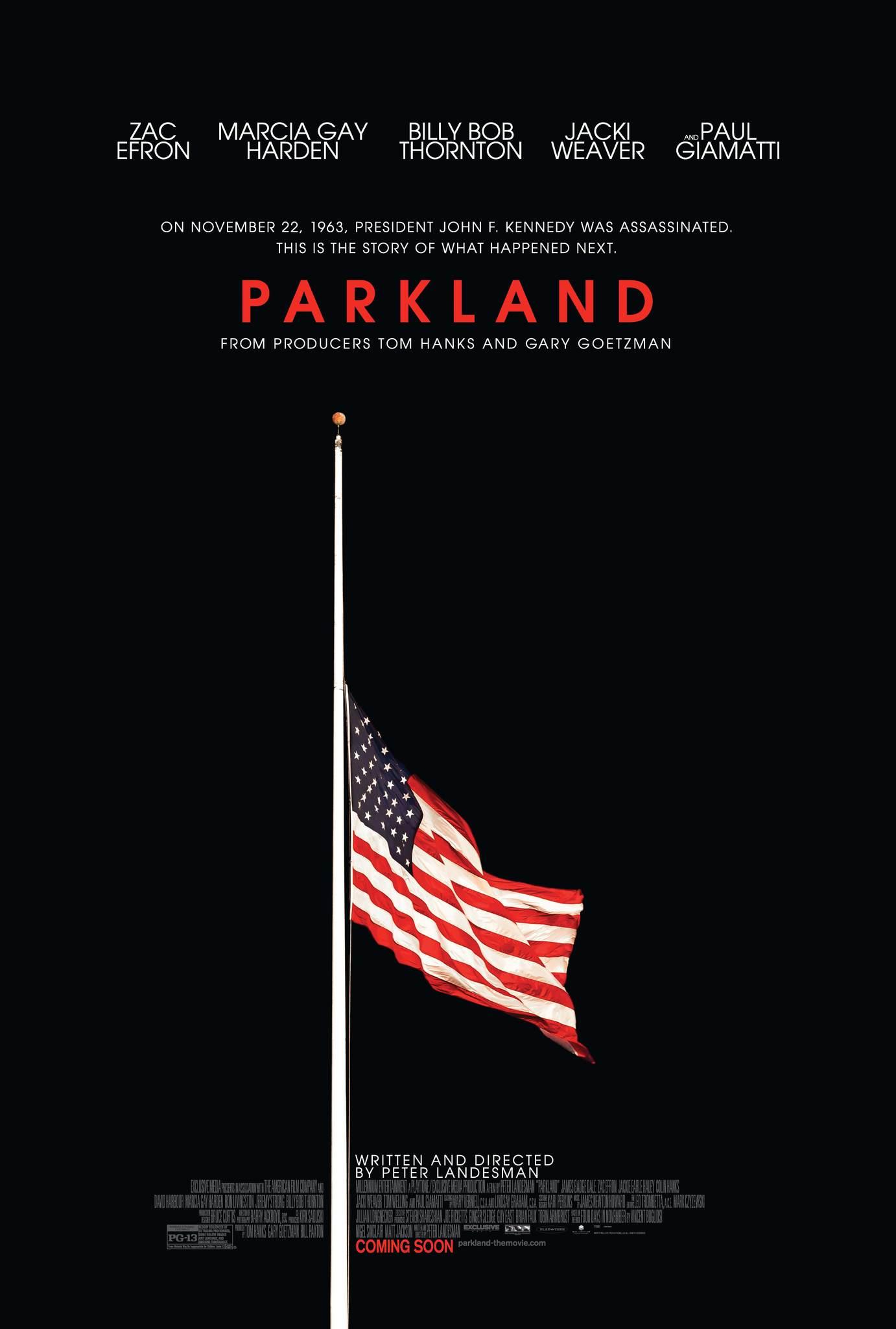 3e110214ad6 Parkland (2013) - IMDb