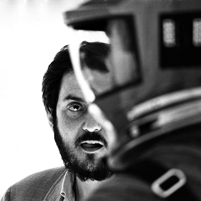 Stanley Kubrick in 2001: A Space Odyssey (1968)