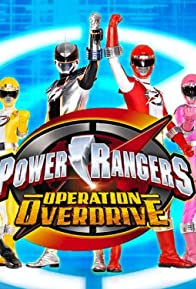 Primary photo for Power Rangers Operation Overdrive