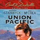 Barbara Stanwyck and Joel McCrea in Union Pacific (1939)