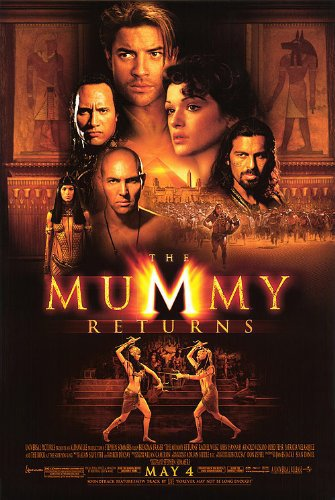 The Mummy Returns 2001 Dual Audio Hindi 720p BluRay 900MB Download