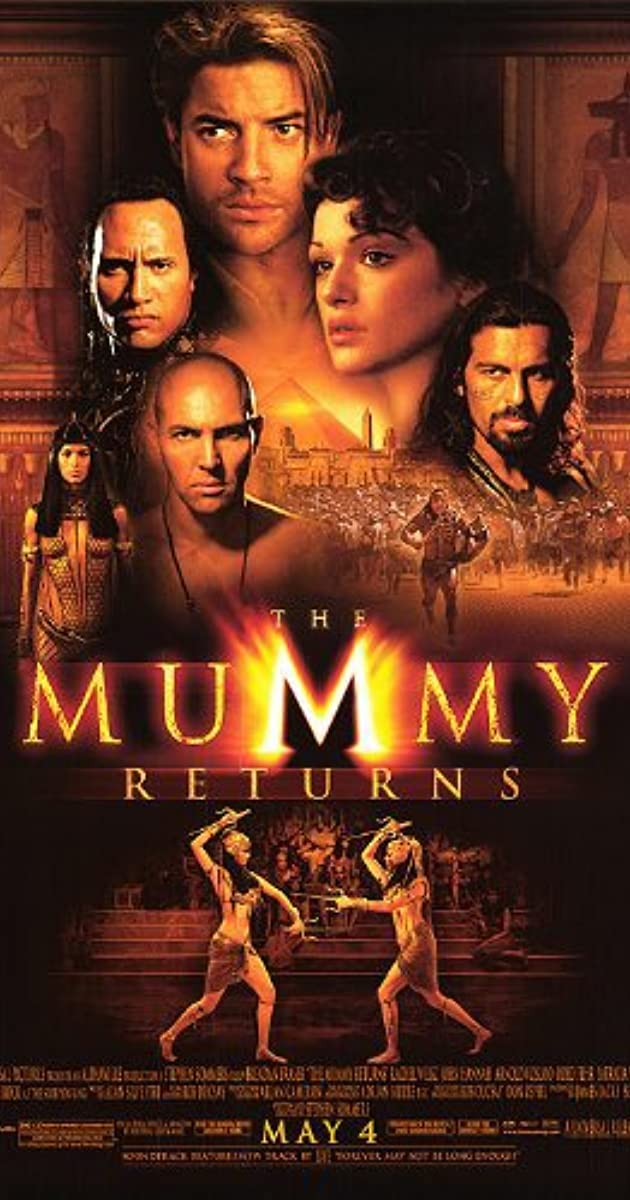 The Mummy Returns 2001 Plot Summary Imdb