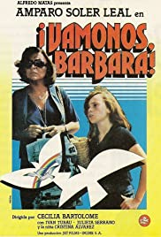 Let's Go, Barbara Poster