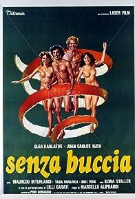 Primary photo for Senza buccia