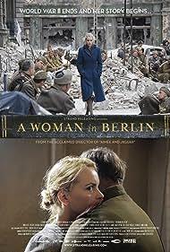 Nina Hoss and Evgeniy Sidikhin in Anonyma - Eine Frau in Berlin (2008)
