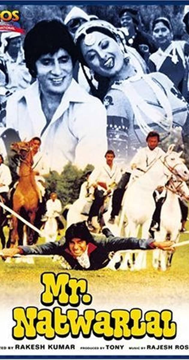 Mr  Natwarlal (1979) - IMDb