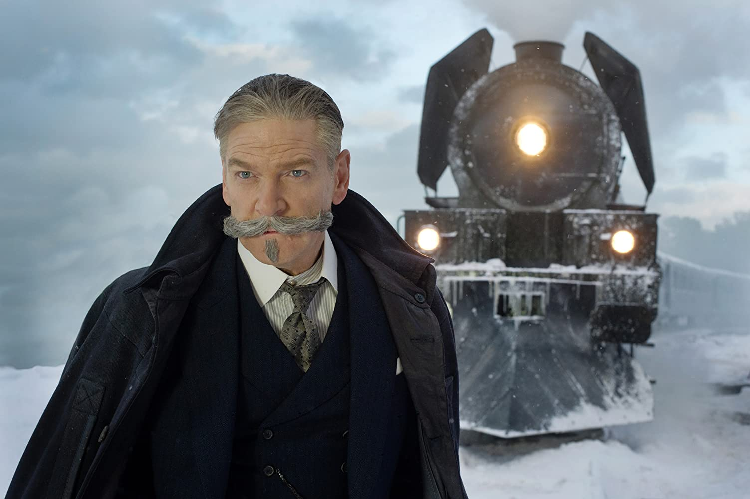 Kenneth Branagh in Murder on the Orient Express (2017)