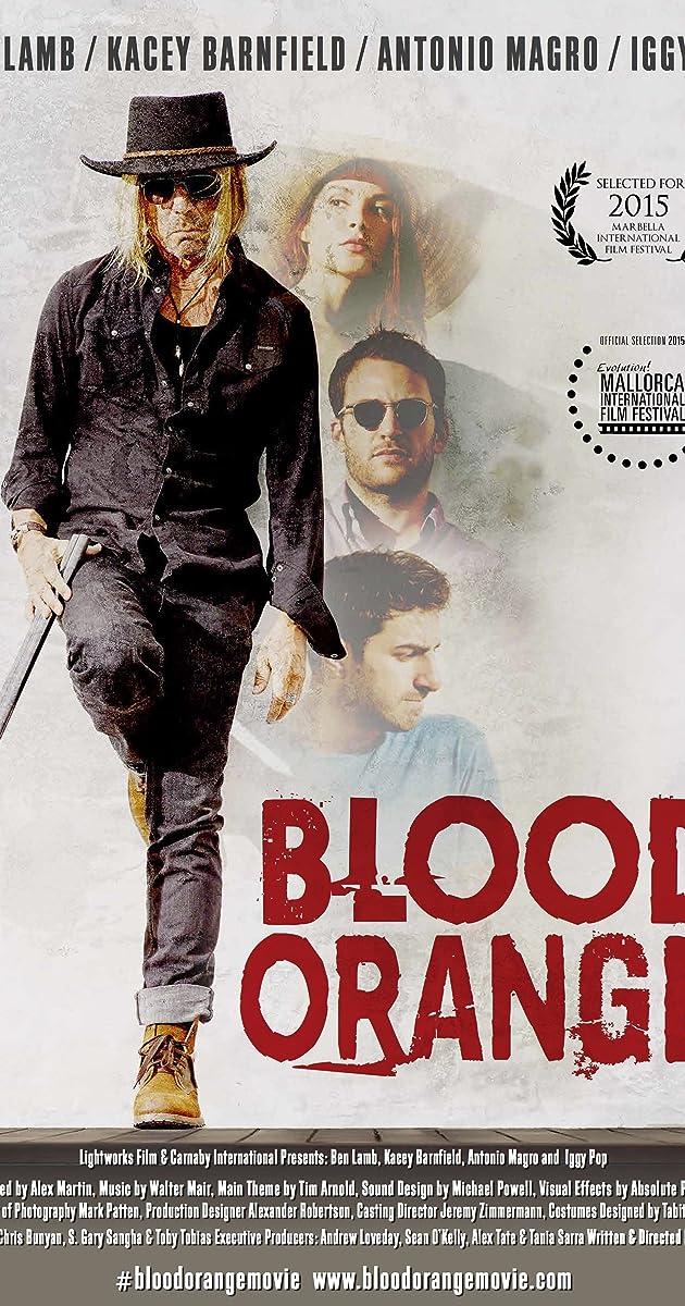 Subtitle of Blood Orange