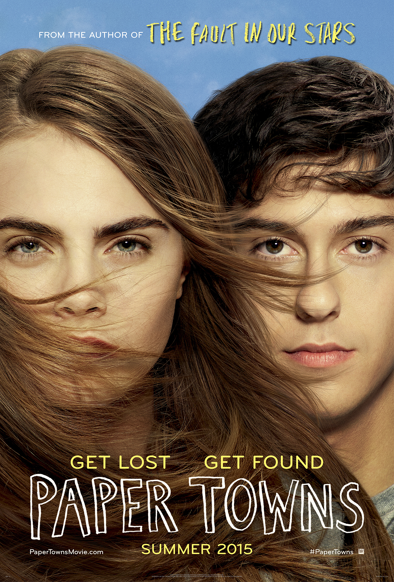Image result for . Paper Towns (2015)