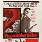 Cay Forester and Johnny Cash in Five Minutes to Live (1961)