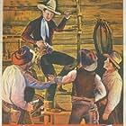 John Wayne and Yakima Canutt in The Lawless Frontier (1934)