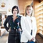 Nicola Walker and Annabel Scholey in The Split (2018)