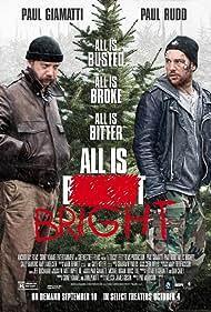 Paul Giamatti and Paul Rudd in All Is Bright (2013)