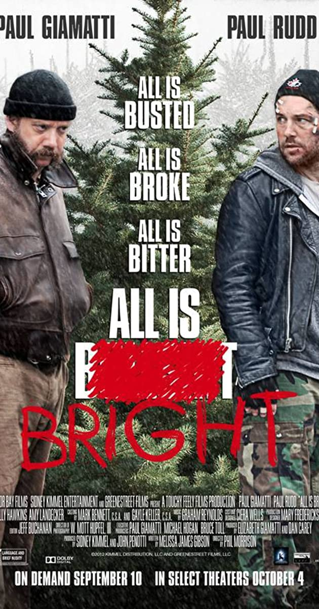 Subtitle of All Is Bright