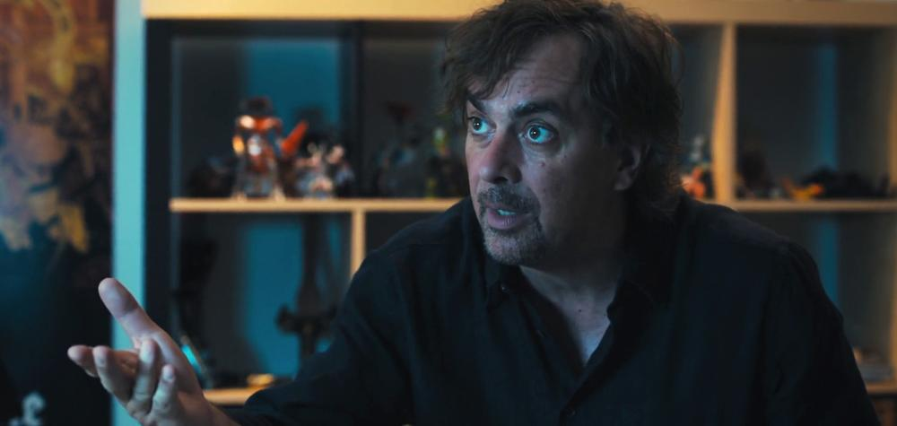 Tomás Matonoha in Bajkeri (2017)