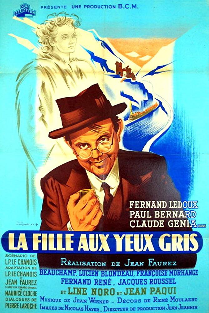La fille aux yeux gris (1945)