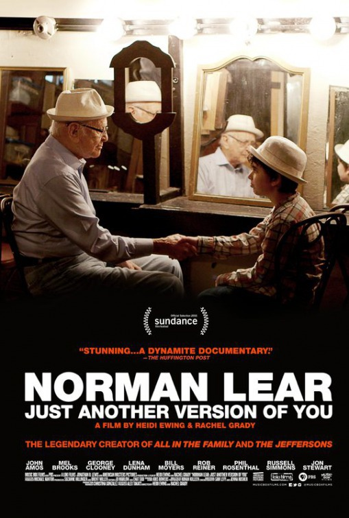 Norman Lear and Keaton Nigel Cooke in Norman Lear: Just Another Version of You (2016)