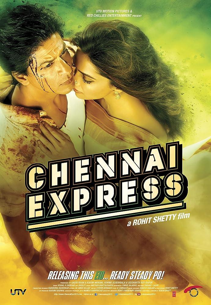 Chennai Express 2013 1080p NF WEB-DL AVC DDP 5.1 ESub-DDR | G- Drive | 7 GB |