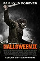 Halloween II (2009) Poster