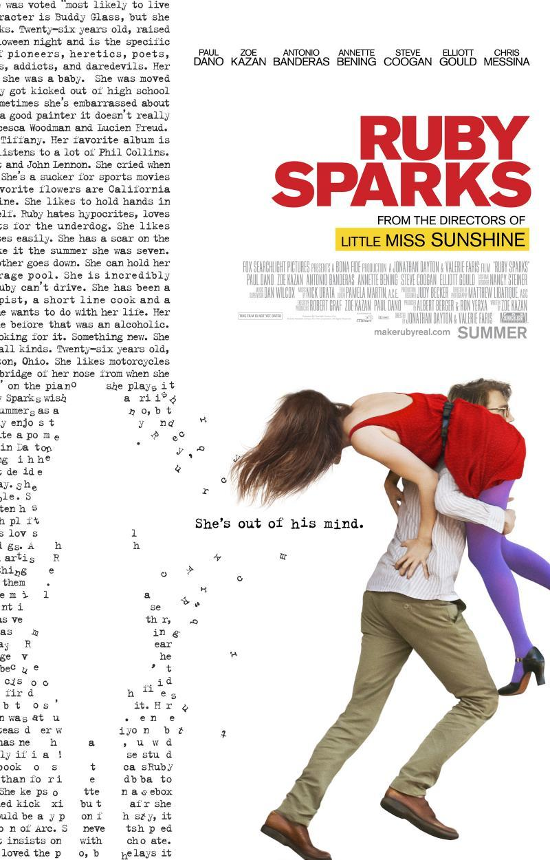 Ruby Sparks (2012) - IMDb