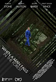 When a Man Falls Poster