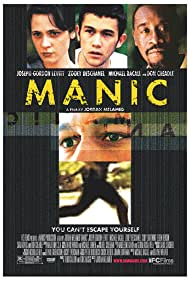 Don Cheadle, Zooey Deschanel, and Joseph Gordon-Levitt in Manic (2001)