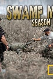 Swamp Men Poster