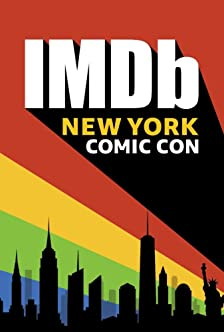 IMDb at New York Comic Con