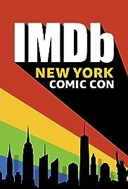 IMDb at New York Comic Con Poster