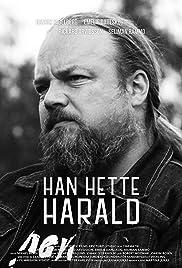 Han Hette Harald Poster