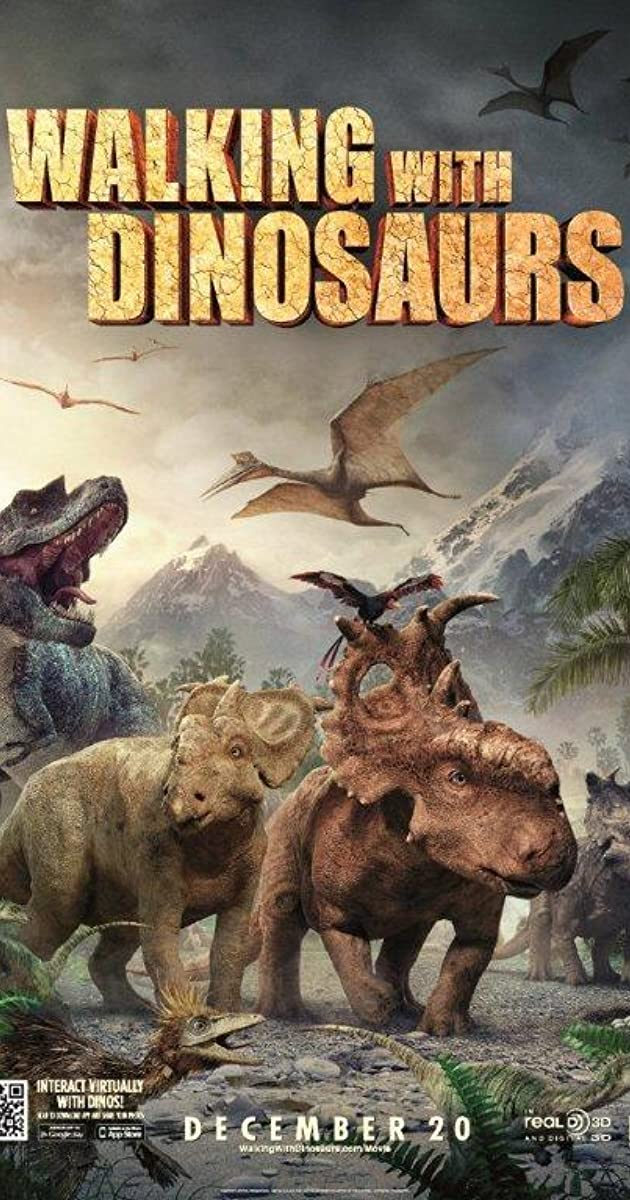 walking with dinosaurs 3d 2013 imdb