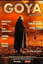 Goya in Bordeaux Poster