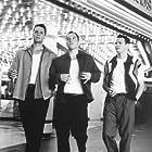 Vince Vaughn, Jon Favreau, and Patrick Van Horn in Swingers (1996)