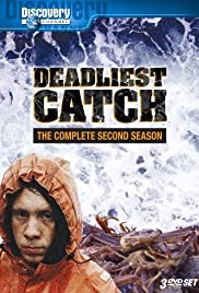 Deadliest Catch Poster - TV Show Forum, Cast, Reviews