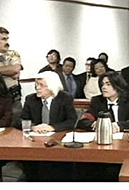 The Michael Jackson Trial Poster