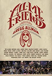All My Friends: Celebrating the Songs & Voice of Gregg Allman Poster